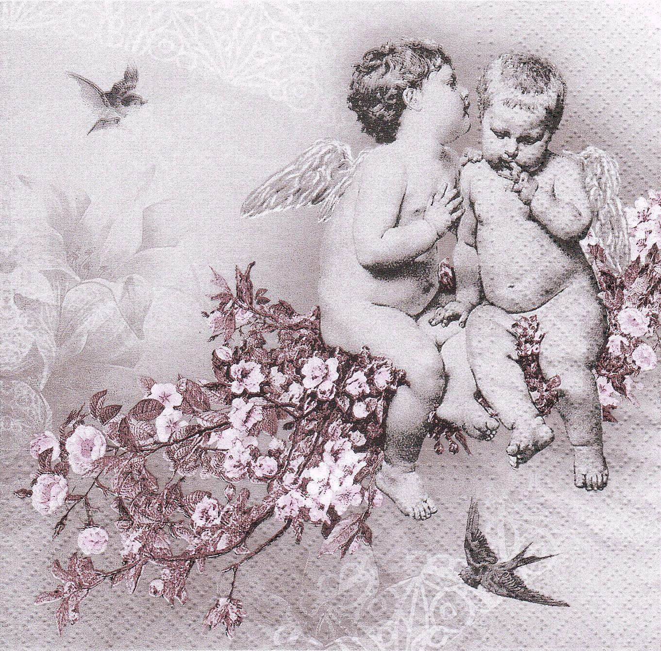 время картинки с ангелами для декупажа для печати на принтере экскурсию