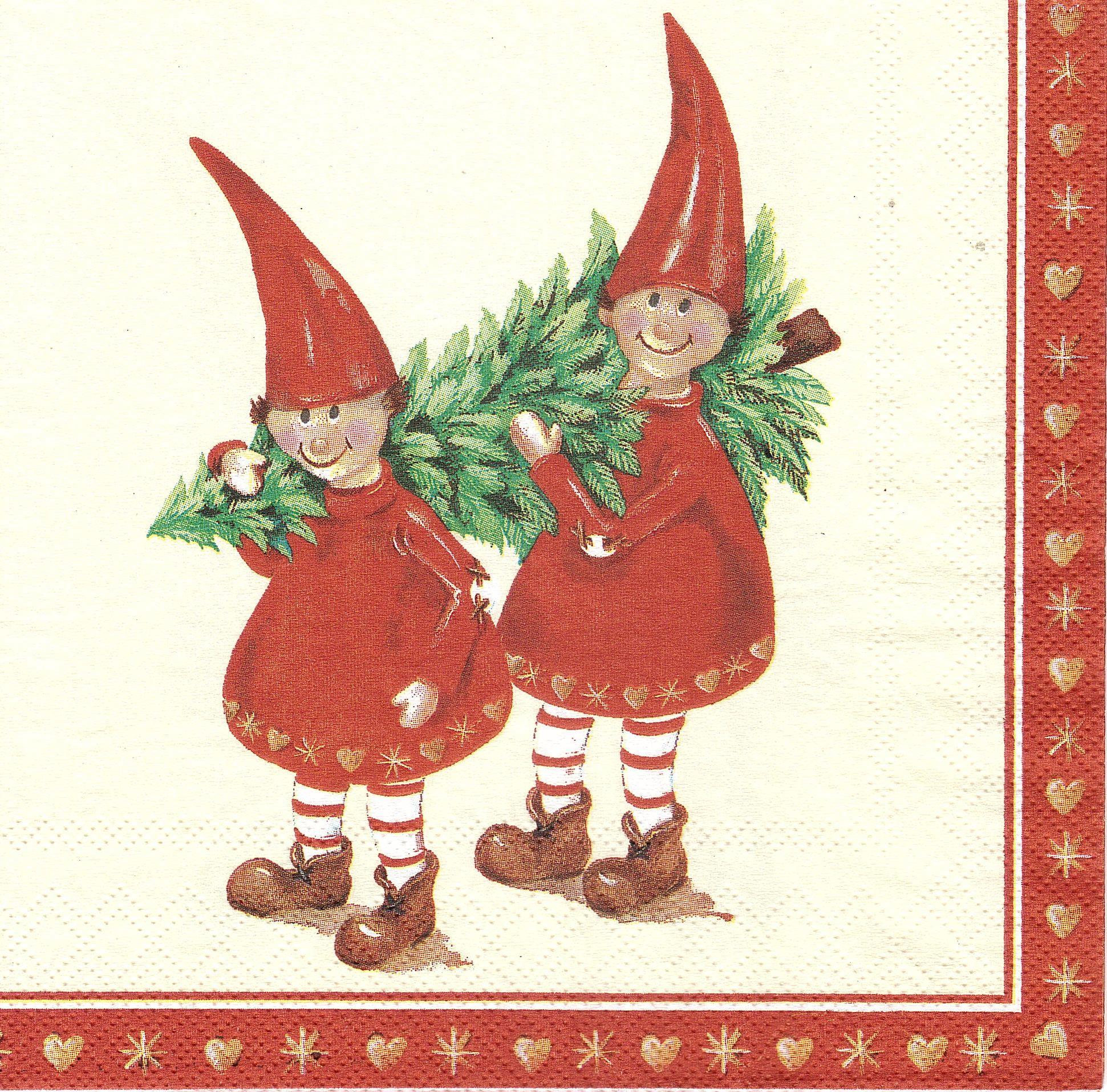 седой гномики картинки для нового года свои пасхальные
